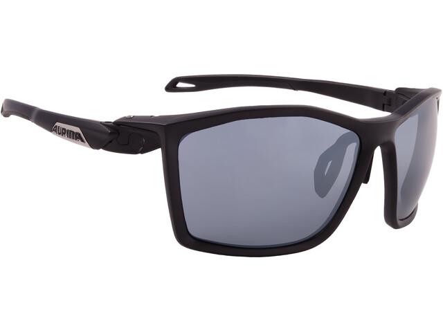 Alpina Twist Five CM+ Glasses black matt